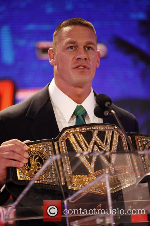John Cena 25