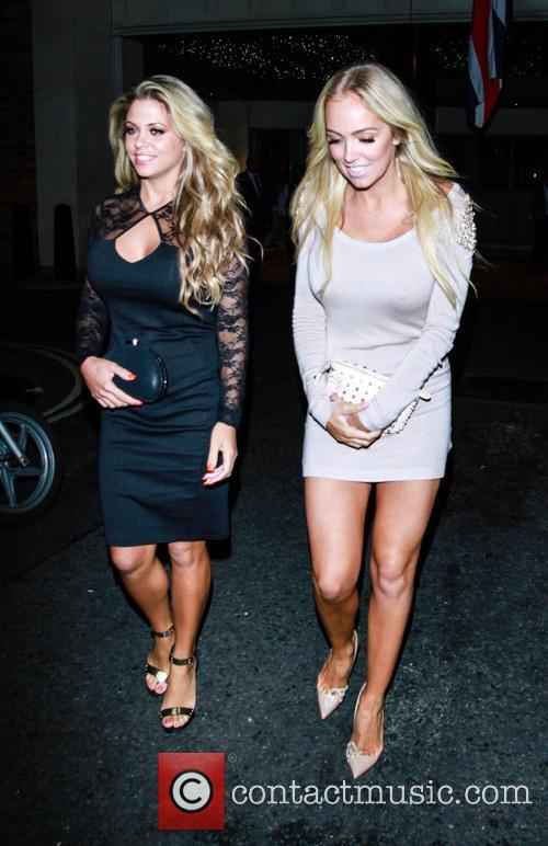 Bianca Gascoigne and Aisleyne Horgan-wallace 5