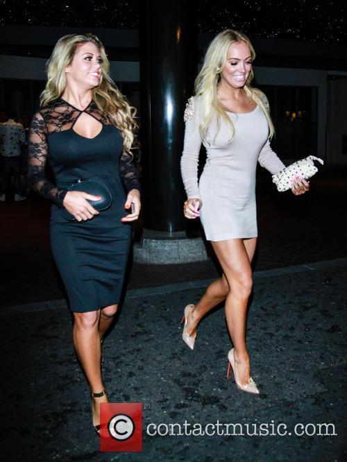 Bianca Gascoigne and Aisleyne Horgan-wallace 6