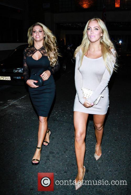 Bianca Gascoigne and Aisleyne Horgan-wallace 7