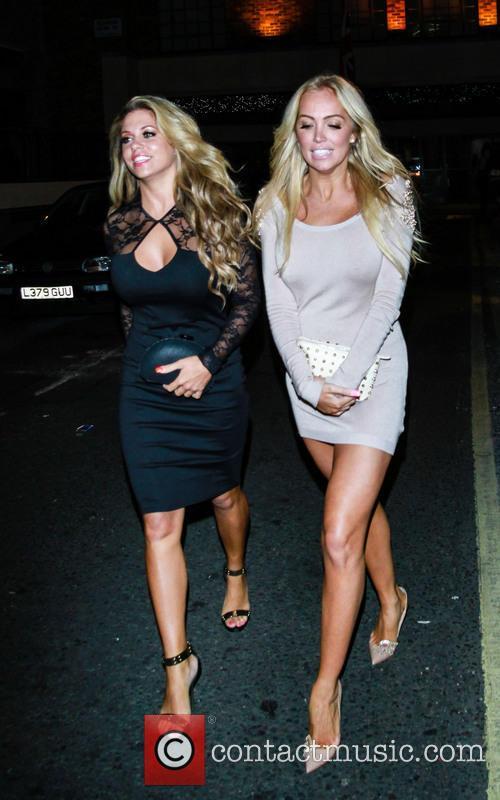 Bianca Gascoigne and Aisleyne Horgan-wallace 8