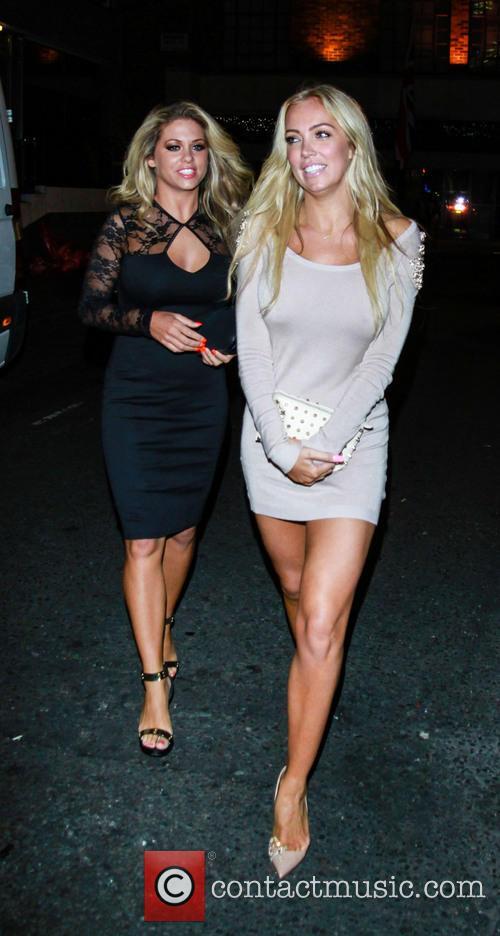 Bianca Gascoigne and Aisleyne Horgan-wallace 9