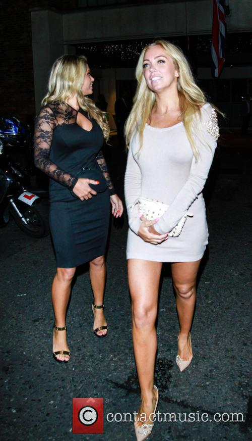 Bianca Gascoigne and Aisleyne Horgan-wallace 10