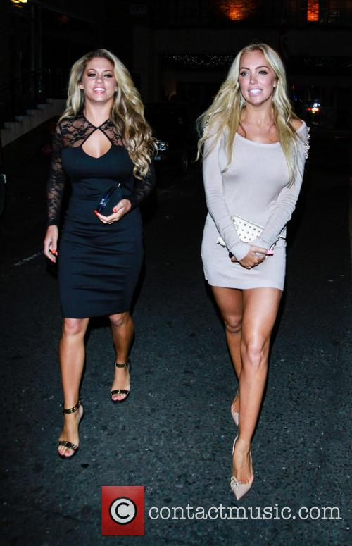 Bianca Gascoigne and Aisleyne Horgan-wallace 11
