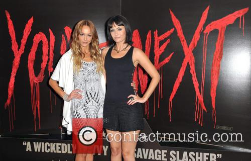Sharni Vinson and Wendy Glenn 6