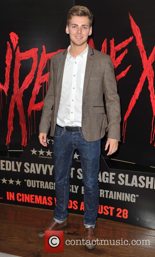 You're Next' Screening-soho Hotel, London and United Kingdom 6