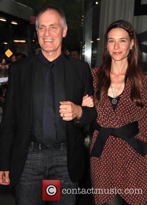 Keith Carradine, Hayley Leslie DuMond, MoMA 11 w 53rd street