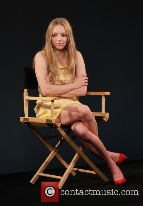 Amanda Seyfried, Apple store