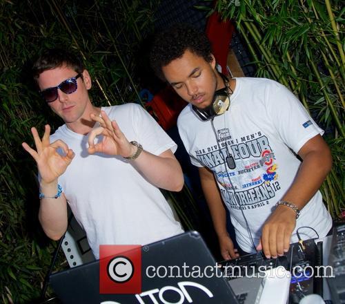 Dj Dalton and Connor Cruise 2