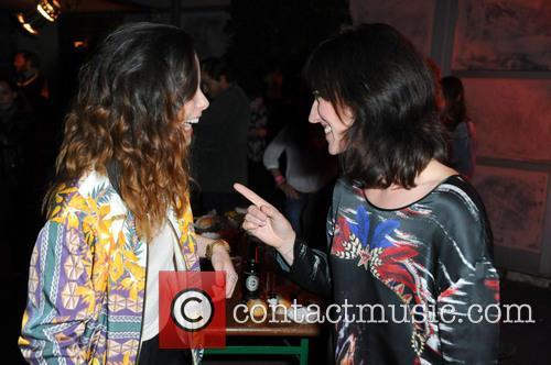 Lena Meyer-landrut and Charlotte Roche 8