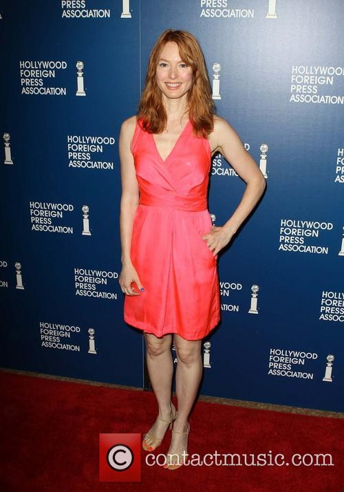 alicia witt hollywood foreign press associations 2013 3813506