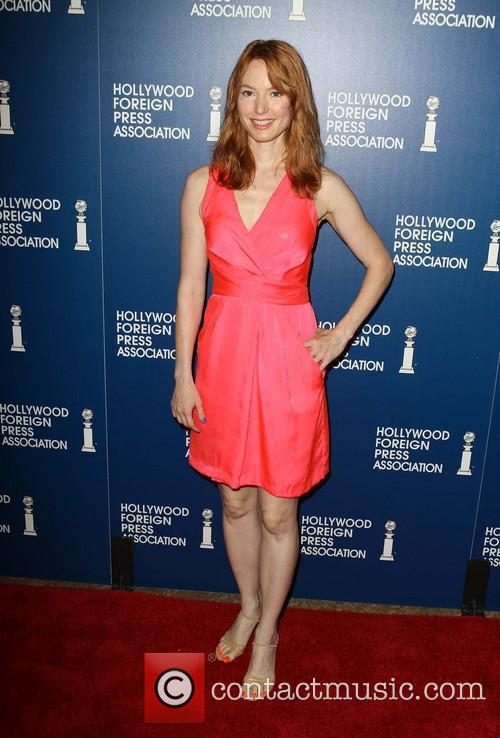 alicia witt hollywood foreign press associations 2013 3813548