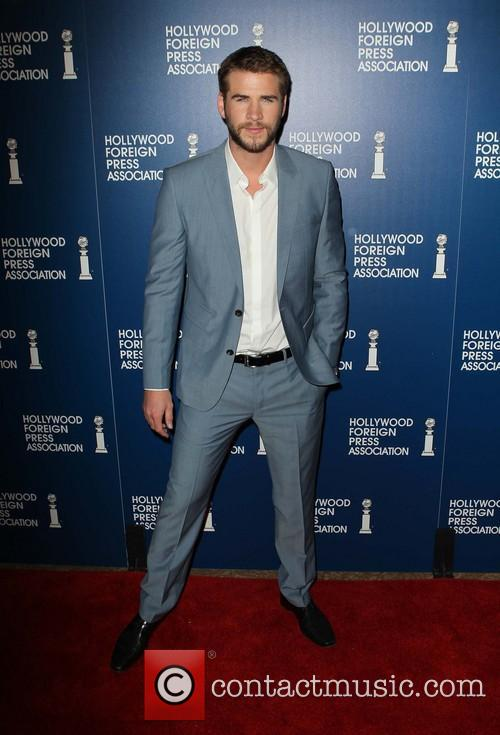 liam hemsworth hollywood foreign press associations 2013 3813286