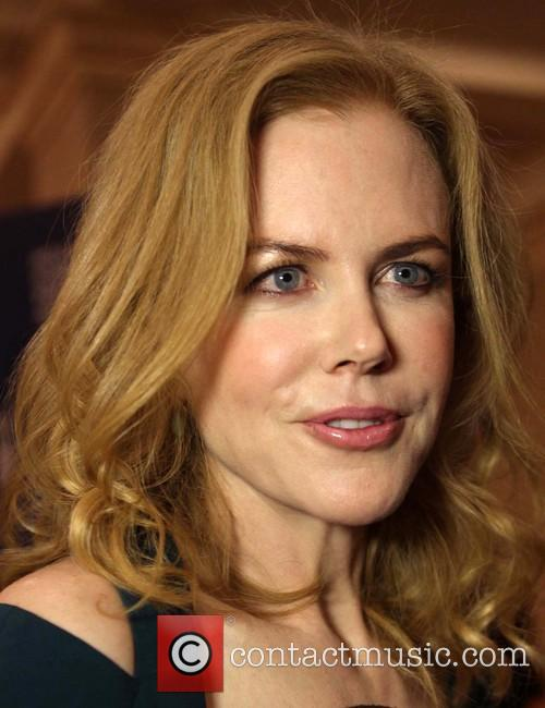 Nicole Kidman Paddington Bear