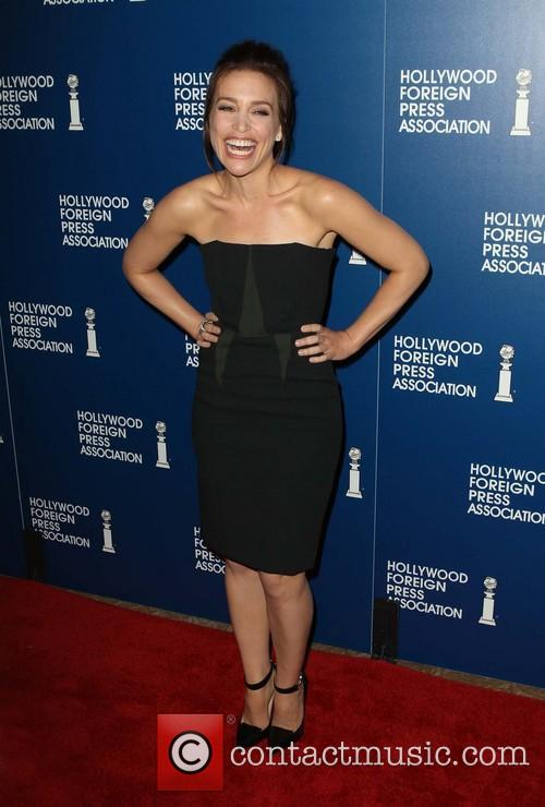 Piper Perabo, The Beverly Hilton Hotel, Beverly Hilton Hotel