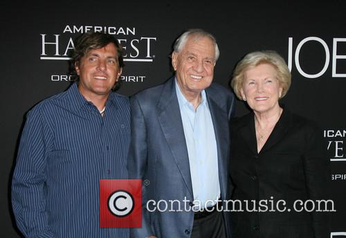 Garry Marshall and Their Son Scott Marshall 1