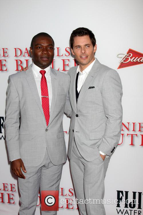 David Oyelowo and James Marsden 2