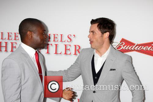 David Oyelowo and James Marsden 1