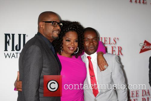 Forest Whitaker, Oprah Winfrey and David Oyelowo 3