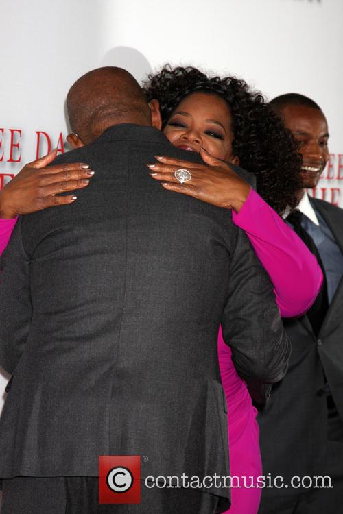 Forest Whitaker and Oprah Winfrey 1