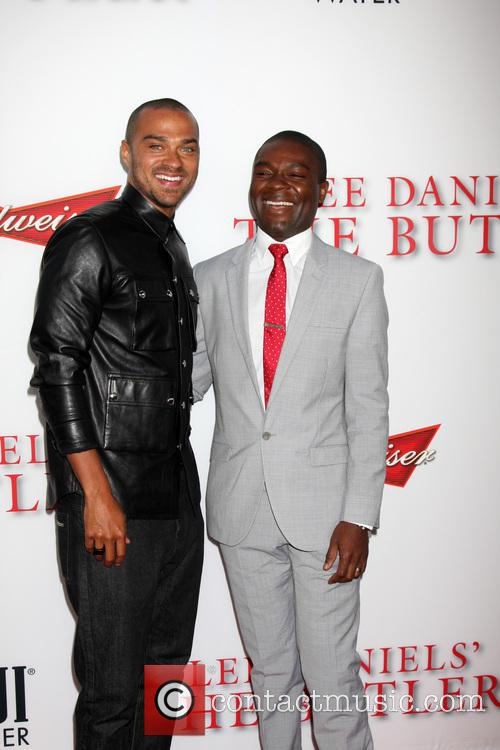 Jesse Williams and David Oyelowo 2