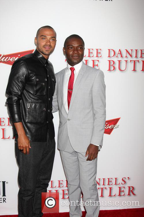 Jesse Williams and David Oyelowo 4