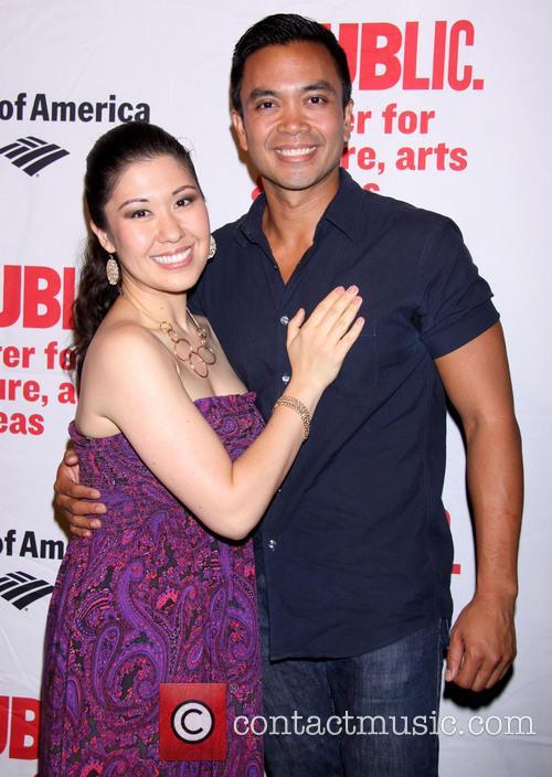 Ruthie Ann Miles and Jose Llana 7