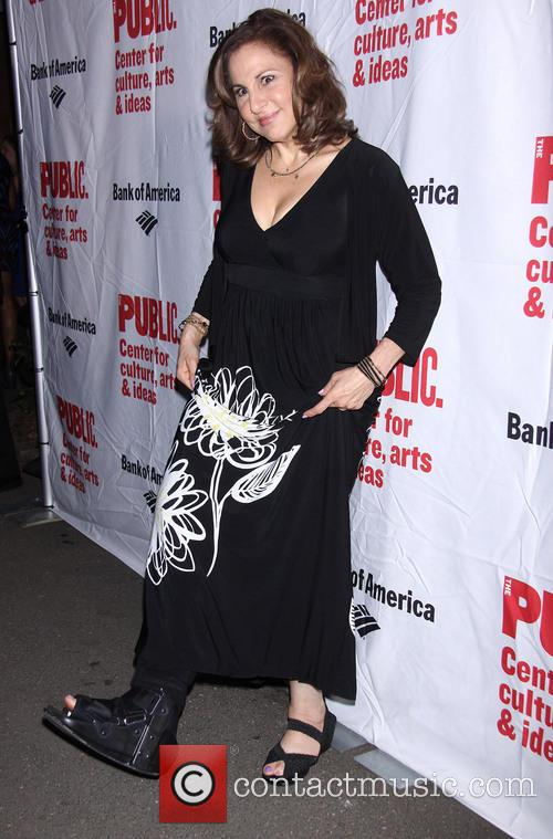 kathy najimy loves labours lost opening night arrivals 3812170