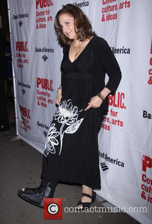 kathy najimy loves labours lost opening night arrivals 3812256