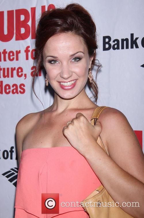 sierra boggess loves labours lost opening night arrivals 3812237