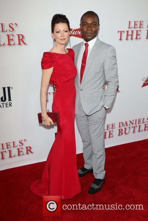 David Oyelowo, Jessica Oyelowo, Regal Cinemas L A Live