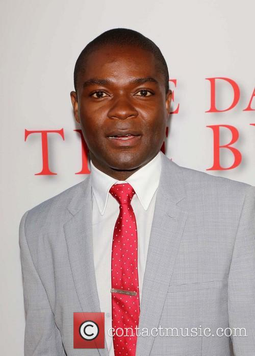David Oyelowo, Regal Cinemas L A Live