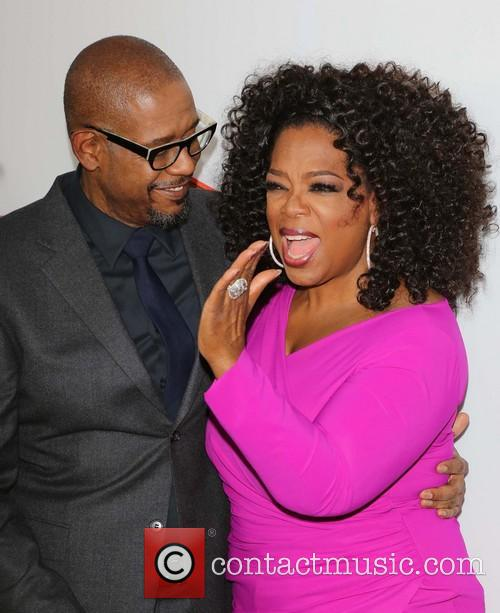Forest Whitaker and Oprah Winfrey 3