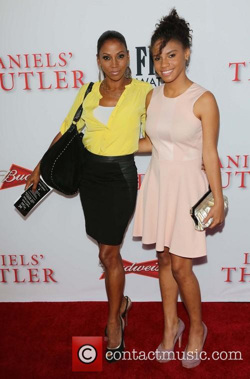 Holly Robinson Peete and Ryan Elizabeth Peete 2