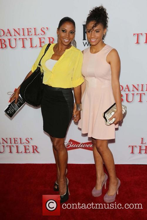 Holly Robinson Peete and Ryan Elizabeth Peete 1