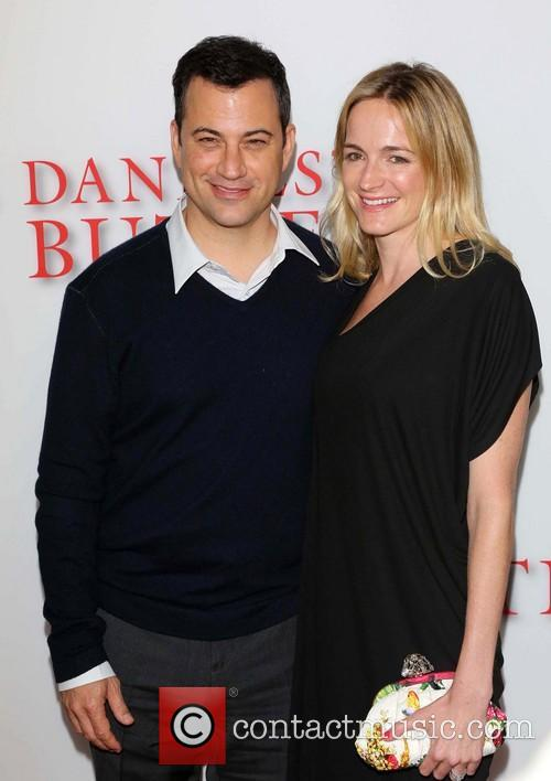 Jimmy Kimmel and Molly Mcnearney 2