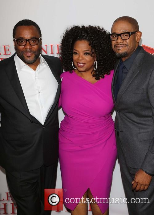 Lee Daniels, Oprah Winfrey and Forest Whitaker 2