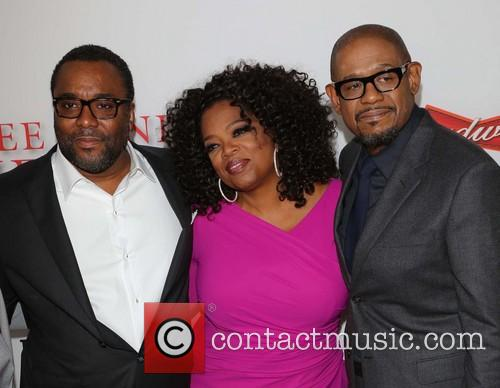 Lee Daniels, Oprah Winfrey and Forest Whitaker 9