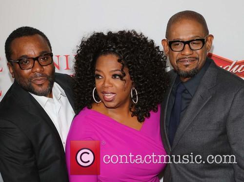 Lee Daniels, Oprah Winfrey and Forest Whitaker 11