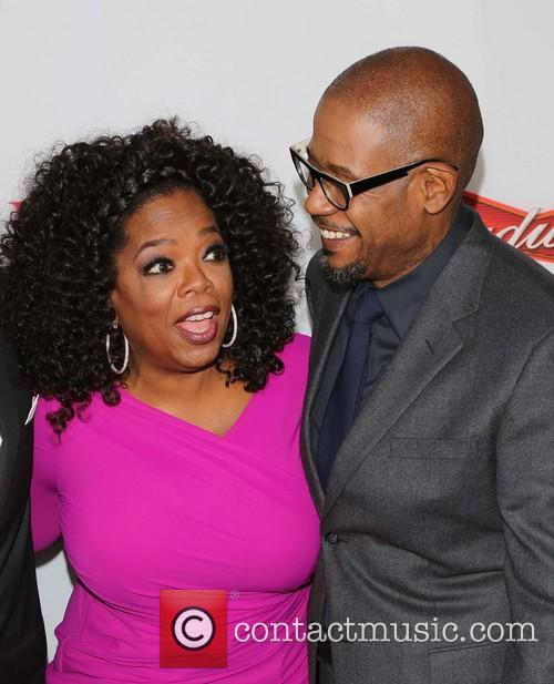 Oprah Winfrey and Forest Whitaker 10