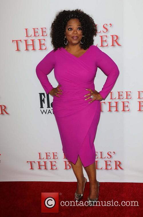Oprah Winfrey, Lee Daniels' The Butler Premiere