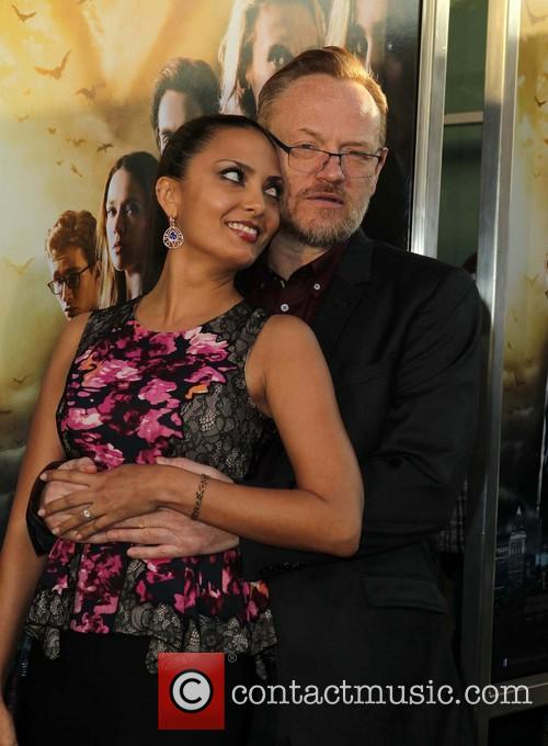 Jared Harris and Allegra Riggio 5