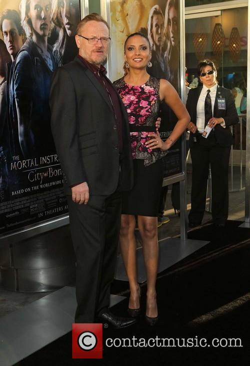 Jared Harris and Allegra Riggio 8