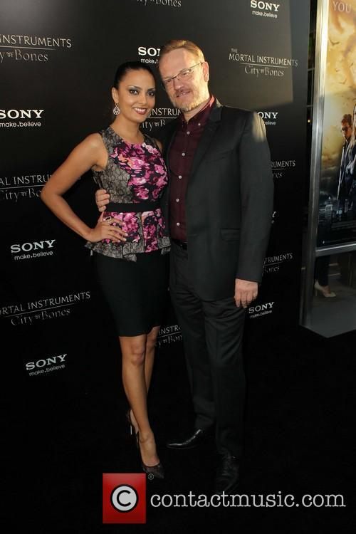 Jared Harris and Allegra Riggio 9