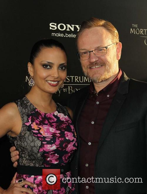 Jared Harris and Allegra Riggio 10