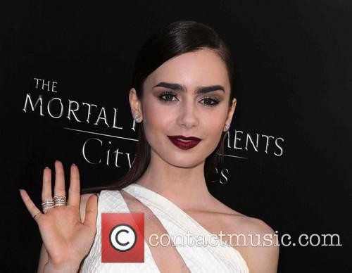 Lily Collins 8