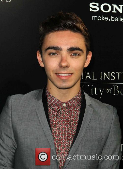 Nathan Sykes and The Wanted 2