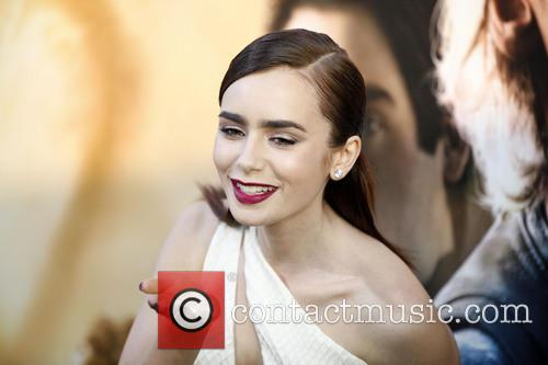 lily collins the mortal instruments city of 3812071