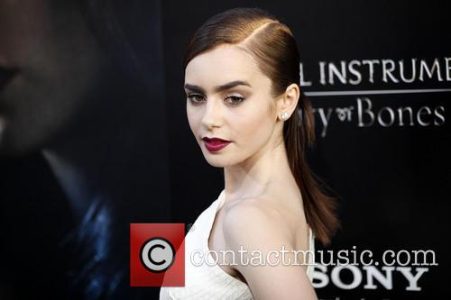 Lily Collins 13