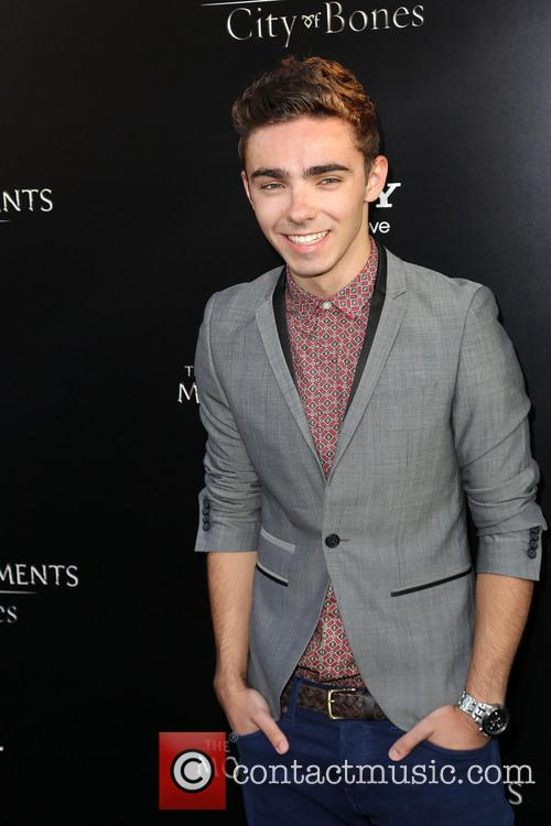 Nathan James Sykes 3